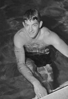 Resultado de imagen de Gary Chapman swimmer