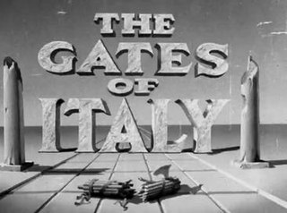 <i>The Gates of Italy</i> 1943 short film