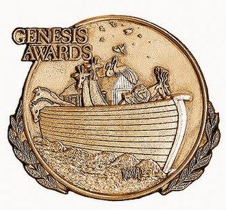 Genesis Awards - Image: Genesis Logo RGB