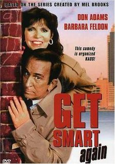 <i>Get Smart, Again!</i> 1989 television film directed by Gary Nelson