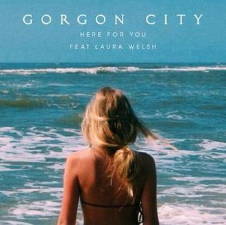 Gorgon City featuring Laura Welsh - Here for You (studio acapella)