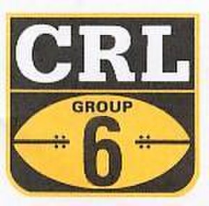 Group 6 Rugby League - Image: Group 6 Rugby League logo