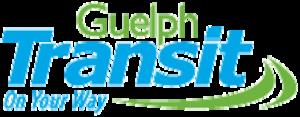 Guelph Transit - Image: Guelph Transit logo