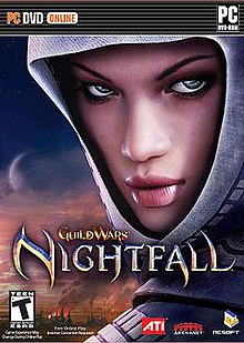 Guild Wars Nightfall - Wikipedia