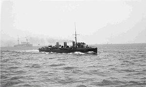 HMS Roebuck (1901) - Wikipedia