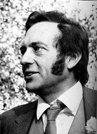 Harry H. Corbett - Publicity photo of Corbett in the 1970s.