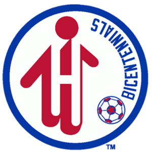Connecticut Bicentennials - Image: Hatford bicentenn logo