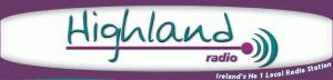 Highland Radio - Image: Highland Radio Logo