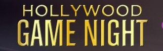 Hollywood Game Night - Image: Hollywood Game Night logo