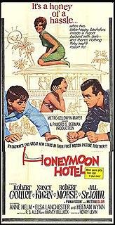 <i>Honeymoon Hotel</i> (1964 film) 1964 film by Henry Levin