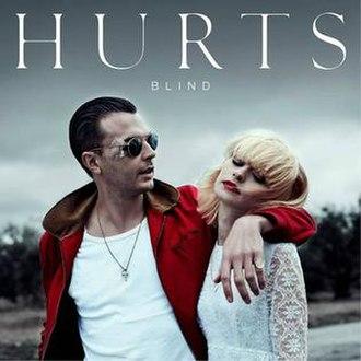 Blind (Hurts song) - Image: Hurts Single Bling