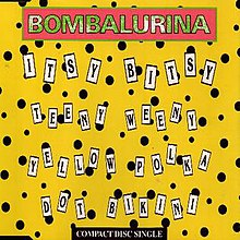 Itsy Bitsy Teenie Weenie Yellow Polka Dot Bikini - Wikipedia, ...