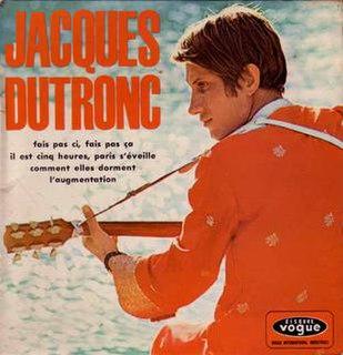1968 single by Jacques Dutronc