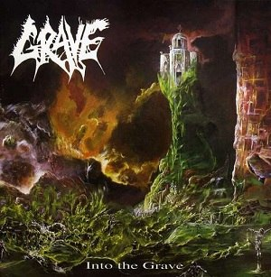 Into the Grave - Image: Into The Grave Album Cover
