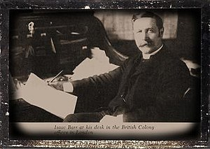 Isaac Barr - Isaac Montgomery Barr - 1902
