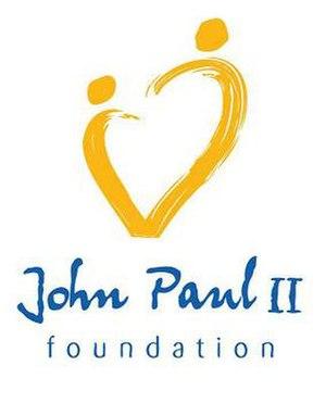John Paul II Foundation - Image: John Paul II Foundation logo