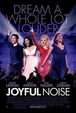 Joyful Noise (film) - Theatrical release poster