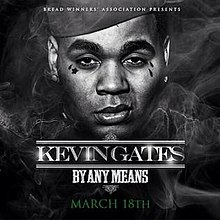 By Any Means Kevin Gates Album Wikipedia