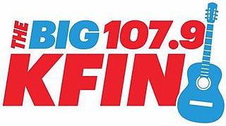 KFIN country music radio station in Jonesboro, Arkansas, United States