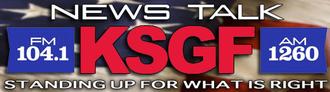 KSGF (AM) - Image: KSGF AM logo