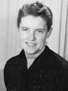 Kathleen OConnor Irish politician and school teacher