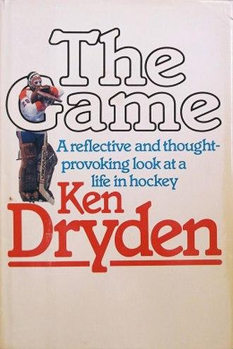 The Game (Dryden book) - Image: Ken Dryden The Game