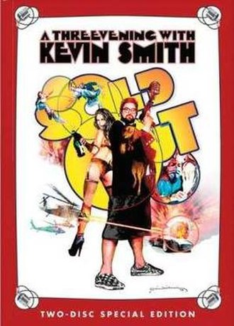 Sold Out: A Threevening with Kevin Smith - Image: Kevin Smith Sold Out
