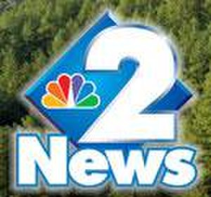KNAZ-TV - Final 2 News logo, used until the end of local newscasts on August 15, 2008
