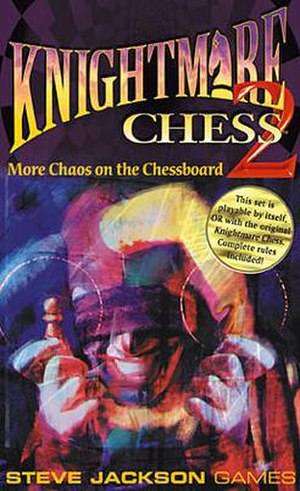 Knightmare Chess - Knightmare Chess 2 cover art.