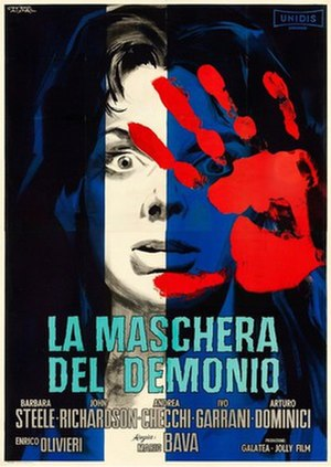 Black Sunday (1960 film) - Italian film poster