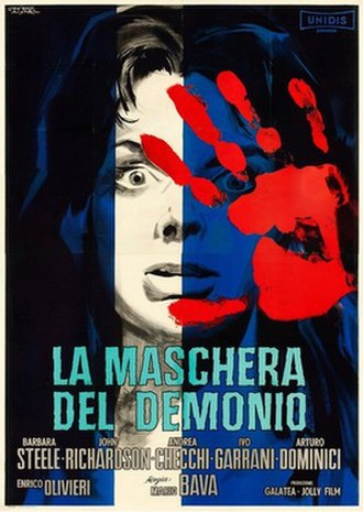 Black Sunday (1960 film) - Italian theatrical release poster