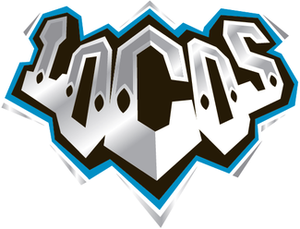 Las Vegas Locomotives - 2009 Locos logo