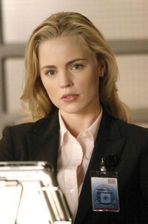 Lauren Reed - Melissa George as Lauren Reed