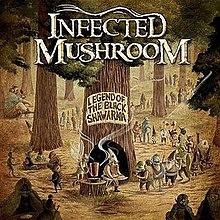 legend of the black shawarma infected mushroom