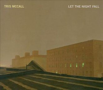 Tris McCall - Image: Let the Night Fall front cover