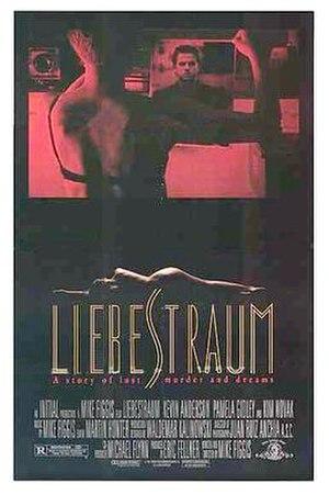 Liebestraum (film) - Theatrical release poster