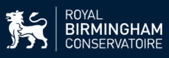 Royal Birmingham Conservatoire - Image: Logo for Royal Birmingham Conservatoire