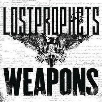 Weapons (album) - Image: Lostprophets Weapons