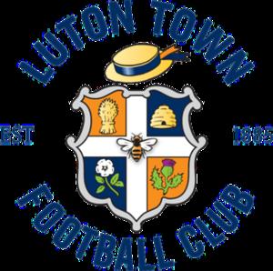 Luton Town F.C. - Luton Town F.C. badge