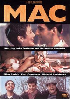Mac (film) - DVD cover
