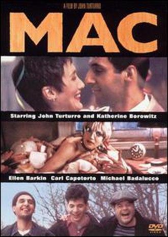 Mac (film) - DVD cover