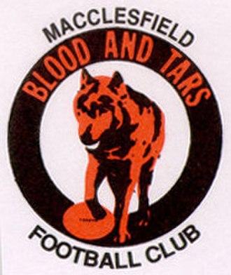 Macclesfield Football Club - Image: Macclesfield FC Logo