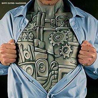Machines (song) - Image: Machines Biffy Clyro