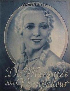 <i>Madame Pompadour</i> (1931 film) 1931 film