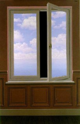 The Telescope (Magritte) - Image: Magritte The Telescope