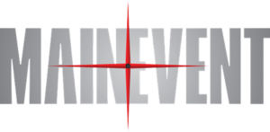 Main Event - Image: Main Event Australia logo