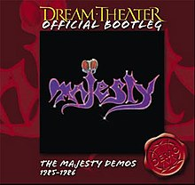 Majesty Demos (Dream Theater album - cover art).jpg