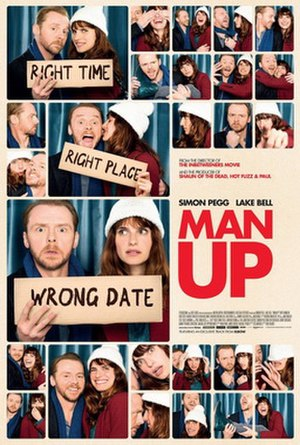 Man Up (film) - Theatrical release poster