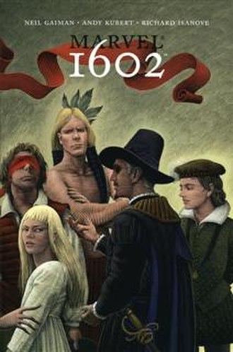 Marvel 1602 - Image: Marvel 1602