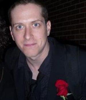 Matt Caplan - Matt Caplan after the final performance of American Idiot in Berkeley.